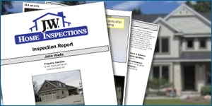 Your Olive Township Michigan home inspection comes with a comprehensive report detailing all of the findings