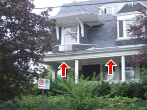 A Georgetown Michigan home inspeciton is a complete visual inspeciton of the home, from outside to inside.